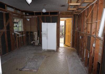 dryman kitchen restoration project