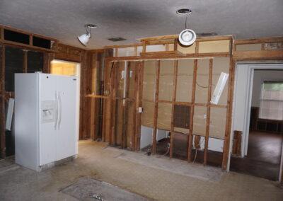 dryman restoration mid project