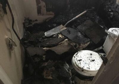 Fire, Water, and Smoke Damage Restoration by Dryman