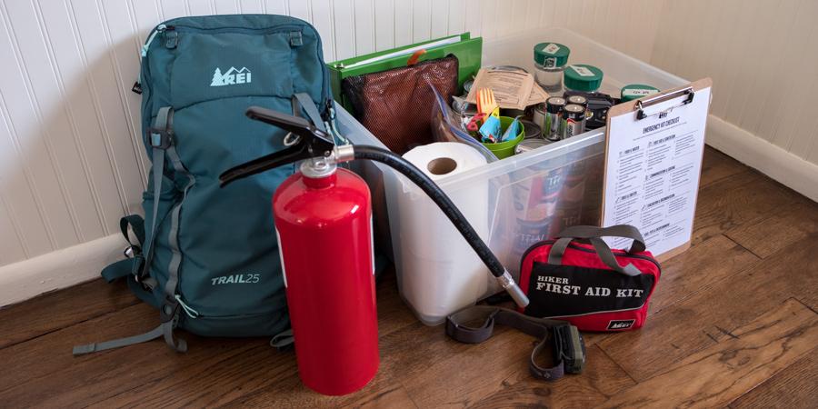 Emergency Preparedness Kit by Dryman