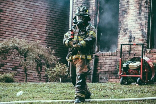Dryman Construction Fire Damage Restoration